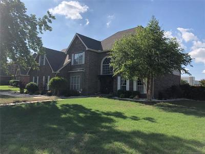 Owasso OK Single Family Home For Sale: $300,000