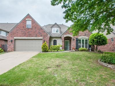 Broken Arrow Single Family Home For Sale: 201 S Sweet Gum Place