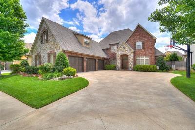Tulsa Single Family Home For Sale: 4314 E 117th Drive