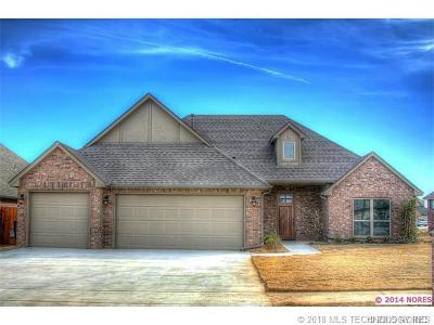 Owasso Single Family Home For Sale: 7418 E 83rd Place