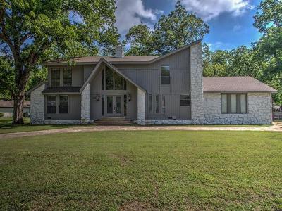 Broken Arrow Single Family Home For Sale: 12311 E 138th Street S