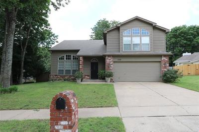 Broken Arrow OK Single Family Home For Sale: $196,970 Reduced