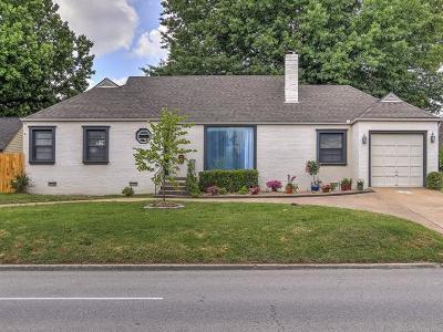Tulsa Single Family Home For Sale: 2230 S Utica Avenue