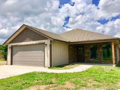 Ada OK Single Family Home For Sale: $155,000