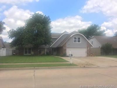 Broken Arrow Single Family Home For Sale: 1412 E Reno Street