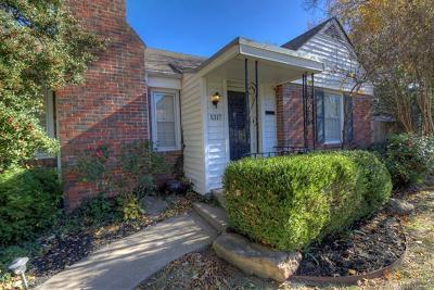Tulsa Single Family Home For Sale: 1317 Quebec Avenue