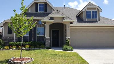Bixby Single Family Home For Sale: 13317 S 21st Court