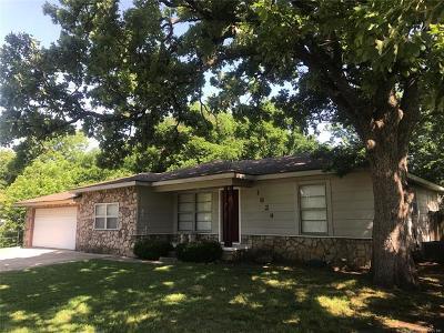 Ada Single Family Home For Sale: 1624 E 18th Street