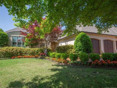 Tulsa Single Family Home For Sale: 3016 E 115th Street