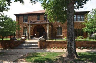 Tulsa Single Family Home For Sale: 1131 E 18th Street