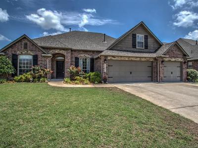 Bixby Single Family Home For Sale: 14521 S Gary Avenue
