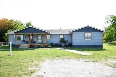 Single Family Home For Sale: 21493 County Road 3