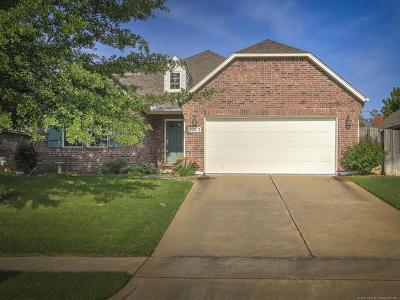 Broken Arrow Single Family Home For Sale: 3612 S 16th Street