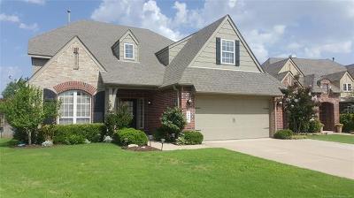 Tulsa Single Family Home For Sale: 5006 S 167th East Avenue