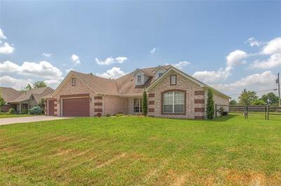Owasso Single Family Home For Sale: 16314 E 77th Place North