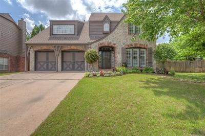 Tulsa Single Family Home For Sale: 9910 S 99th East Avenue