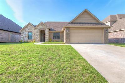 Tulsa Single Family Home For Sale: 18335 E 50th Place S