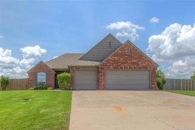 Broken Arrow Single Family Home For Sale: 22230 E 115th Place S