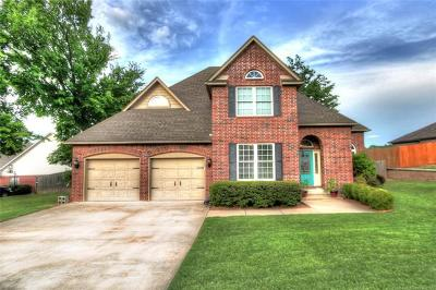 Claremore Single Family Home For Sale: 3309 Callaway Drive