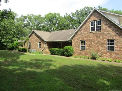 Park Hill OK Single Family Home For Sale: $329,900