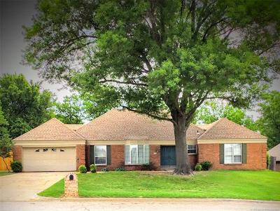 Tulsa Single Family Home For Sale: 7025 S Louisville Avenue