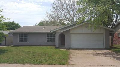 Tulsa Single Family Home For Sale: 2534 S 106th East Avenue