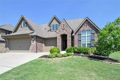 Jenks Single Family Home For Sale: 2013 W 109th Place S