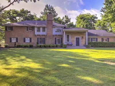 Tulsa Single Family Home For Sale: 4623 S Wheeling Avenue