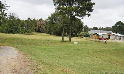 Tahlequah OK Residential Lots & Land For Sale: $350,000