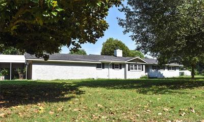 Ada Single Family Home For Sale: 12890 County Road 3575