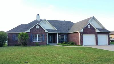 Skiatook OK Single Family Home For Sale: $180,500