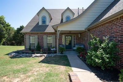 Owasso Single Family Home For Sale: 10009 N 185th East Avenue