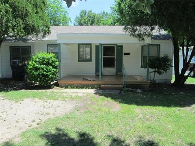 Ada Single Family Home For Sale: 810 N Stockton Street