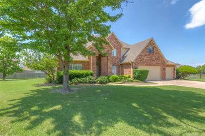 Owasso Single Family Home For Sale: 9102 N 137th East Avenue