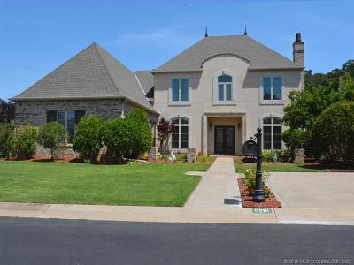 Tulsa Single Family Home For Sale: 11201 S Harvard Place