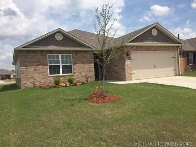 Glenpool OK Rental For Rent: $1,200