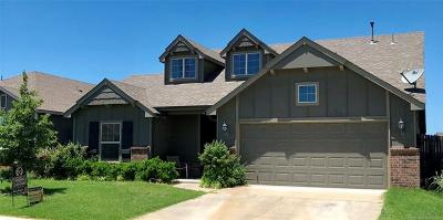 Jenks Single Family Home For Sale: 3911 W 104th Place S
