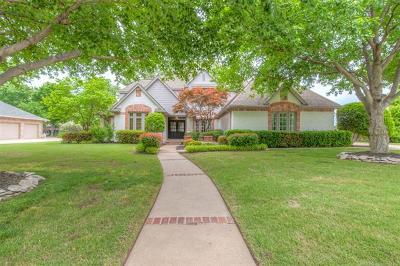 Tulsa Single Family Home For Sale: 11507 S Hudson Avenue