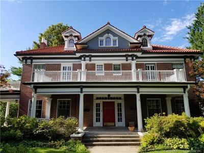 Tulsa Single Family Home For Sale: 1030 E 19th Street