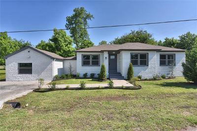 Bixby Single Family Home For Sale: 103 E Bixby Street