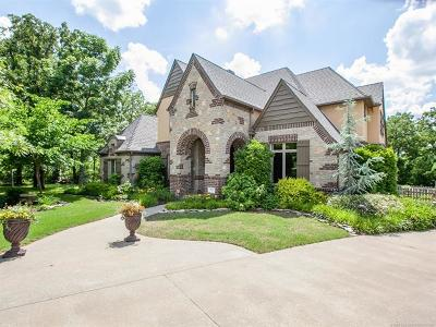 Jenks Single Family Home For Sale: 12610 S 12th Street