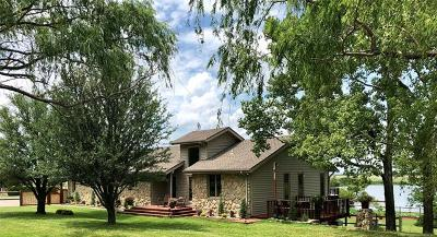 Bartlesville Single Family Home For Sale: 17648 N 3998 Drive