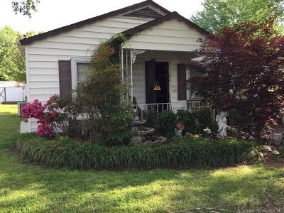 Sand Springs Single Family Home For Sale: 302 W 40th Street