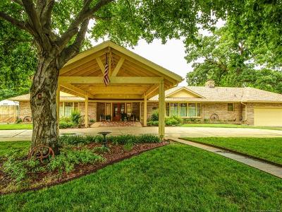 Osage County, Rogers County, Tulsa County, Wagoner County Single Family Home For Sale: 2612 E 22nd Street