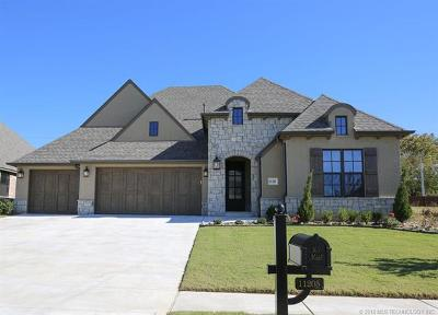 Jenks Single Family Home For Sale: 11205 S Redbud Street