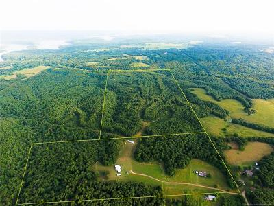 Park Hill OK Residential Lots & Land For Sale: $385,000