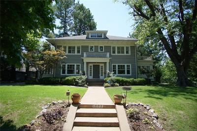 Tulsa Single Family Home For Sale: 1002 E 20th Street