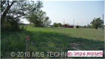 Catoosa Residential Lots & Land For Sale: 16008 E Pine Street