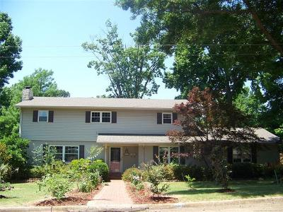 Muskogee Single Family Home For Sale: 511 W Robb Avenue