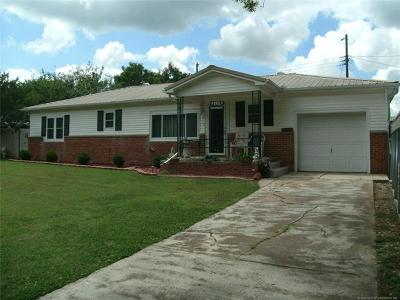 Konawa OK Single Family Home For Sale: $64,900